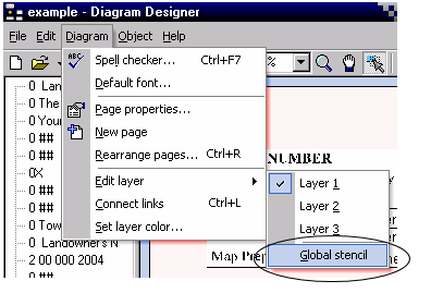 Forestpal to change the size and position of the image you will need to edit the global stencil layer pick that layer from the diagramedit layerglobal stencil ccuart Image collections